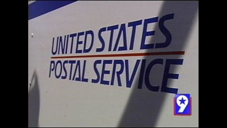 Dogs Attacking Mail Carriers in Midland