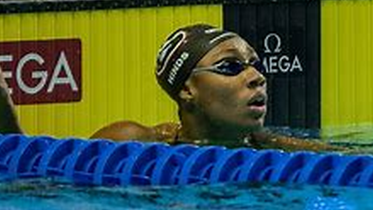 Get to know local Olympian Natalie Hinds