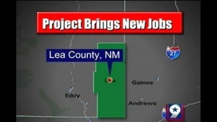 Lea County Potash Project Moving Forward
