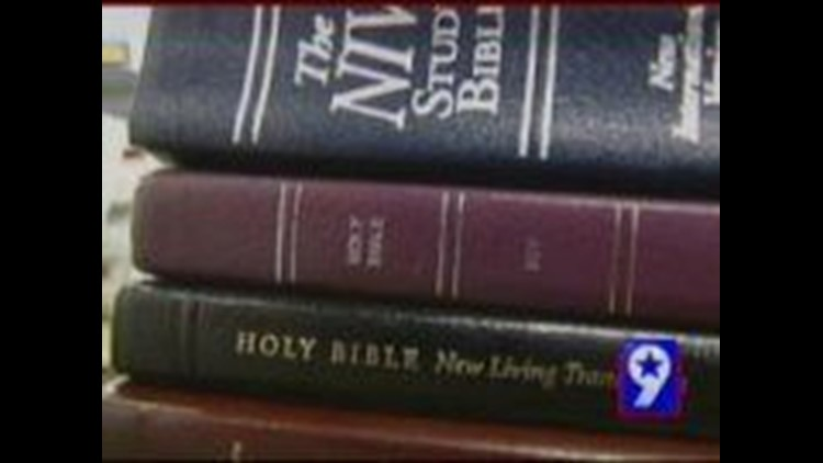 Mediation Continues in E.C.I.S.D. Bible Lawsuit