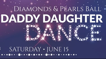 Odessa Parks and Recreation announces Daddy Daughter Dance