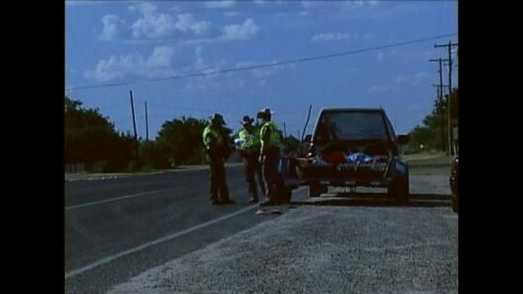 DPS Troopers Investigating Car-Pedestrian Accident in West Odessa