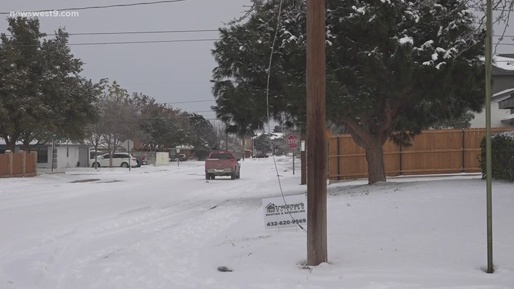 Oncor updates public on status of power outages across Texas