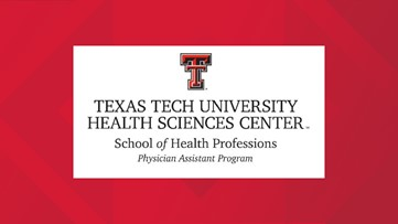 Texas Tech University Health Sciences Center School of Health Professions Physician Assistant program turns 20