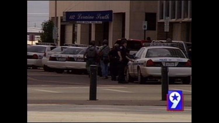 Misunderstanding Leads to Gun Scare in Downtown Midland