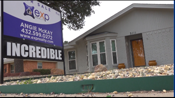 Rent in West Texas sees slight decrease