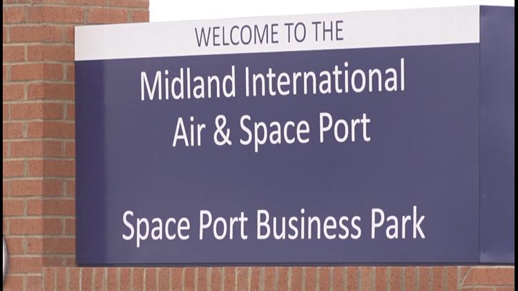 Midland Development Corporation looking to develop a high-speed aerospace corridor