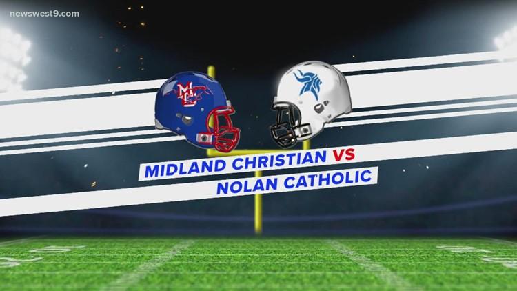 Week 4 | Midland Christian vs. Nolan Catholic