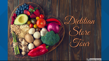 Midland Market Street to host Dietitian Store Tour
