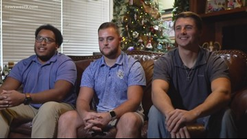 Midland Boys Help Resurrect College Football Program