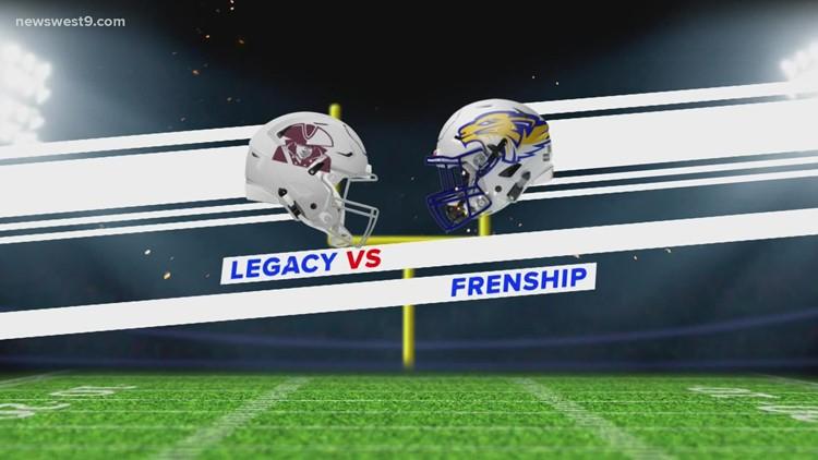 Week 7 | Legacy High vs. Frenship