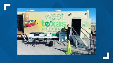 West Texas Food Bank's introduces new fleet