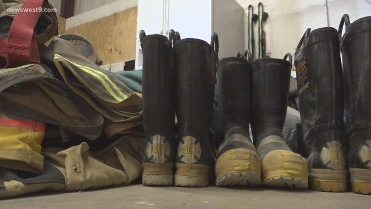 Midland firefighters' warning to West Texas when it comes to severe weather