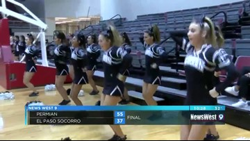 02/19: Boy's Basketball - PERMIAN VS EP SOCORRO