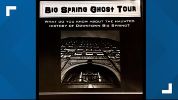 Ghost Tour shows spooky side of Big Spring