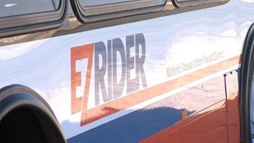 E-Z Rider closes several routes due to bus shortage