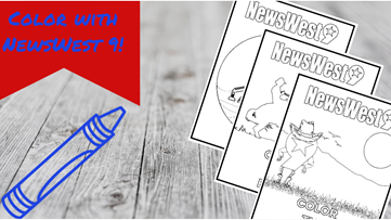 Color the Basin: Download these free coloring pages!