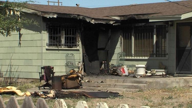 Neighbors Talk About Fatal House Fire