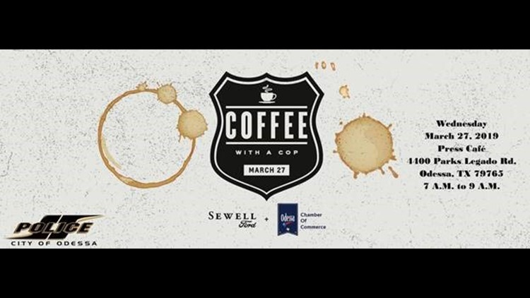 Sewell Ford Odessa Tx >> Opd Odessa Chamber Of Commerce Sewell Ford Host Coffee With A Cop