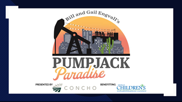 Pumpjack Paradise golf tournament to benefit Midland Rehab Center