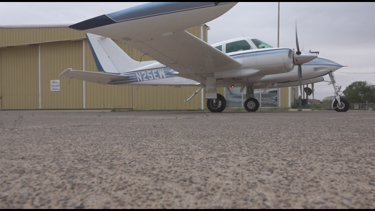 Midland City Council members contemplate moving Midland Airpark to the city's International Air & Space Port