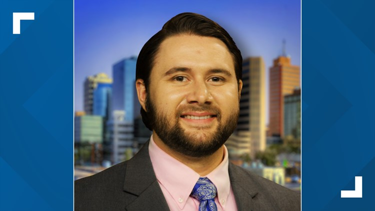 Dylan Smith, Morning meteorologist