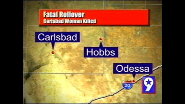Carlsbad Woman Killed in Accident Near Hobbs