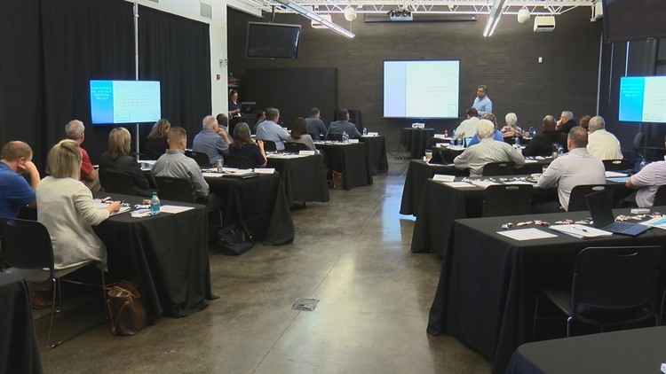 City of Midland holds annual council retreat