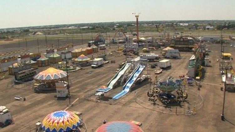 Midland County Fair Underway | newswest9 com