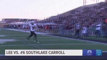 Lee vs. Southlake Carroll