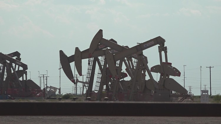 Oil prices dropping due to COVID surge