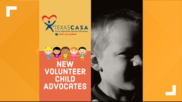 New volunteers join CASA to protect abused, neglected children