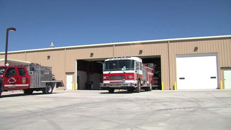 New EMS Building in Fort Stockton to Help With Wildfires