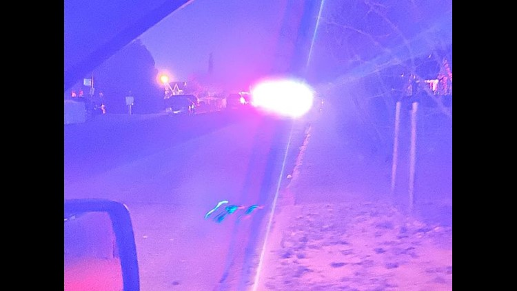 Deputy injured, one suspect killed, and another on the run following shooting