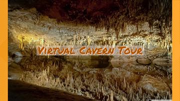 Carlsbad Caverns virtual tours seek to thrill visitors