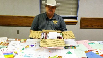 ECSO receives holiday cards from across 26 states