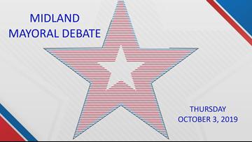 LIVE BLOG: Midland Mayoral Debate