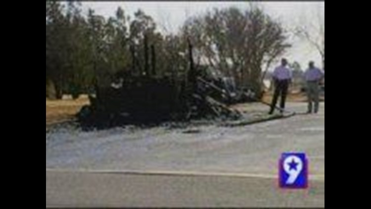 Fire Officials May Never Know what Started a Trailer Fire on Sunday