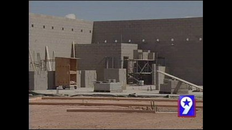 Construction Near Two ECISD Schools Continues