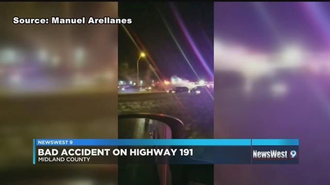 TRAFFIC ALERT: Police responding to collision on Hwy 191, road blocked east  of 1275 County road