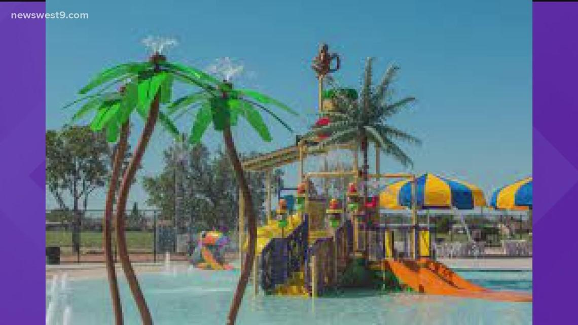 City of Midland announces 2021 aquatic facility schedule