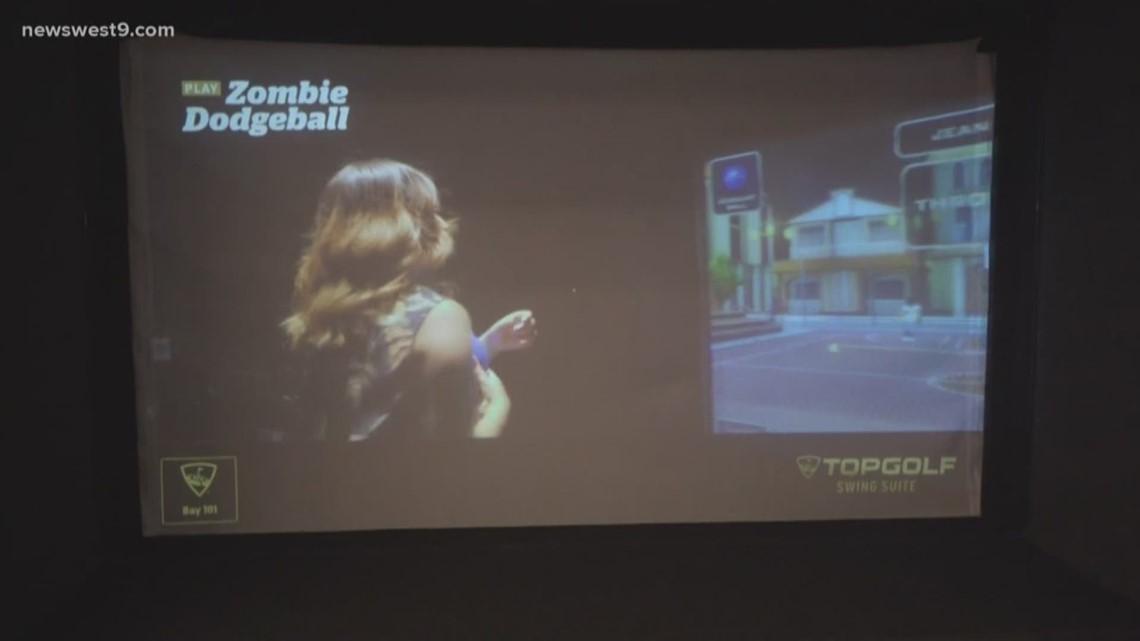 Topgolf Swing Suites opens in Odessa