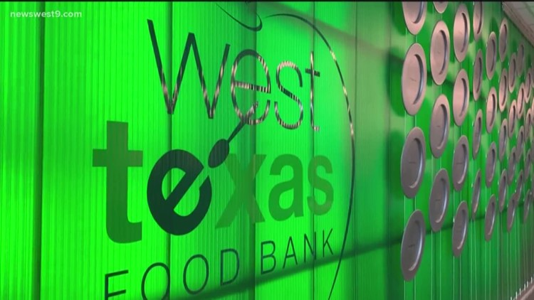 West Texas Food Bank opens new facility