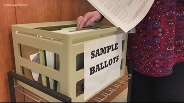 Judge rules ballot boxes to be opened, recounted