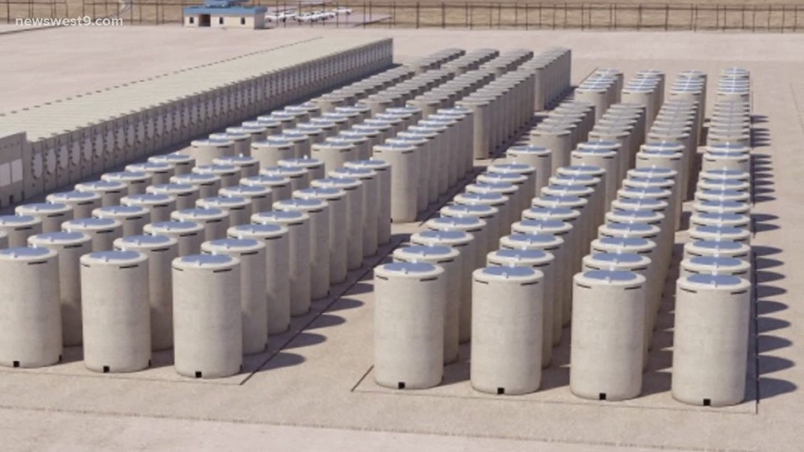 Landgraf's bill banning high levels of nuclear waste derailed