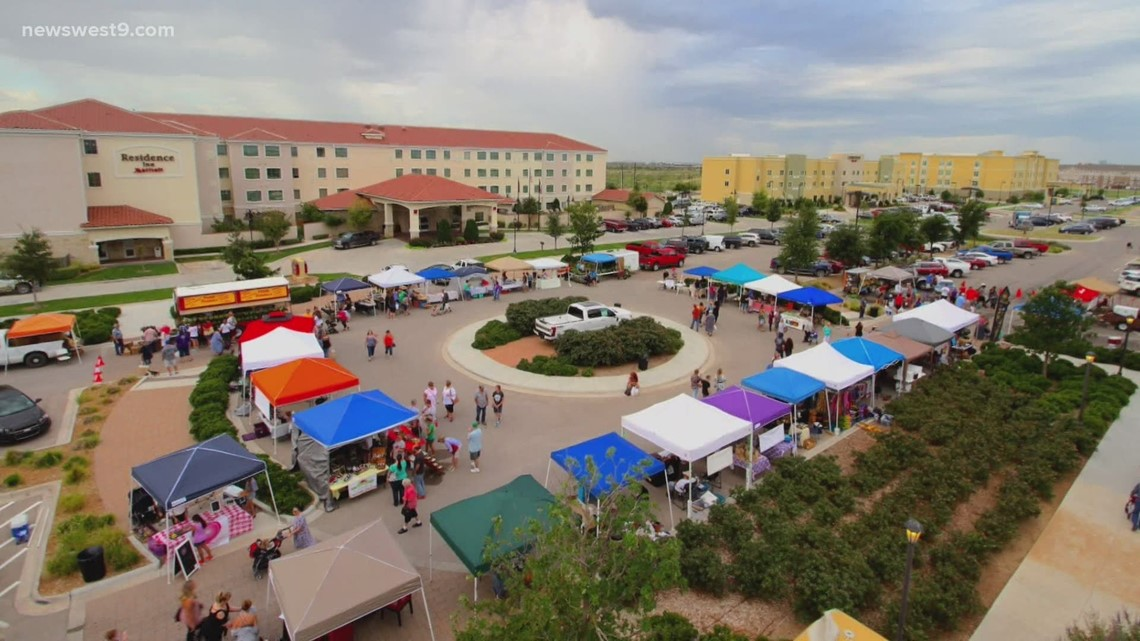 Parks Legado farmers market returns for 2021 summer season