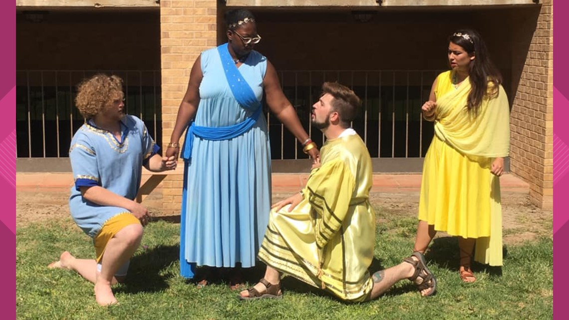 Midland Classical Theatre Group presents 'A Midsummer Night's Dream'