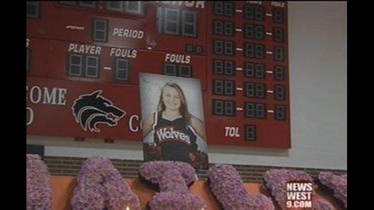 Family, Friends, Community Say Final Goodbye to Hailey Dunn