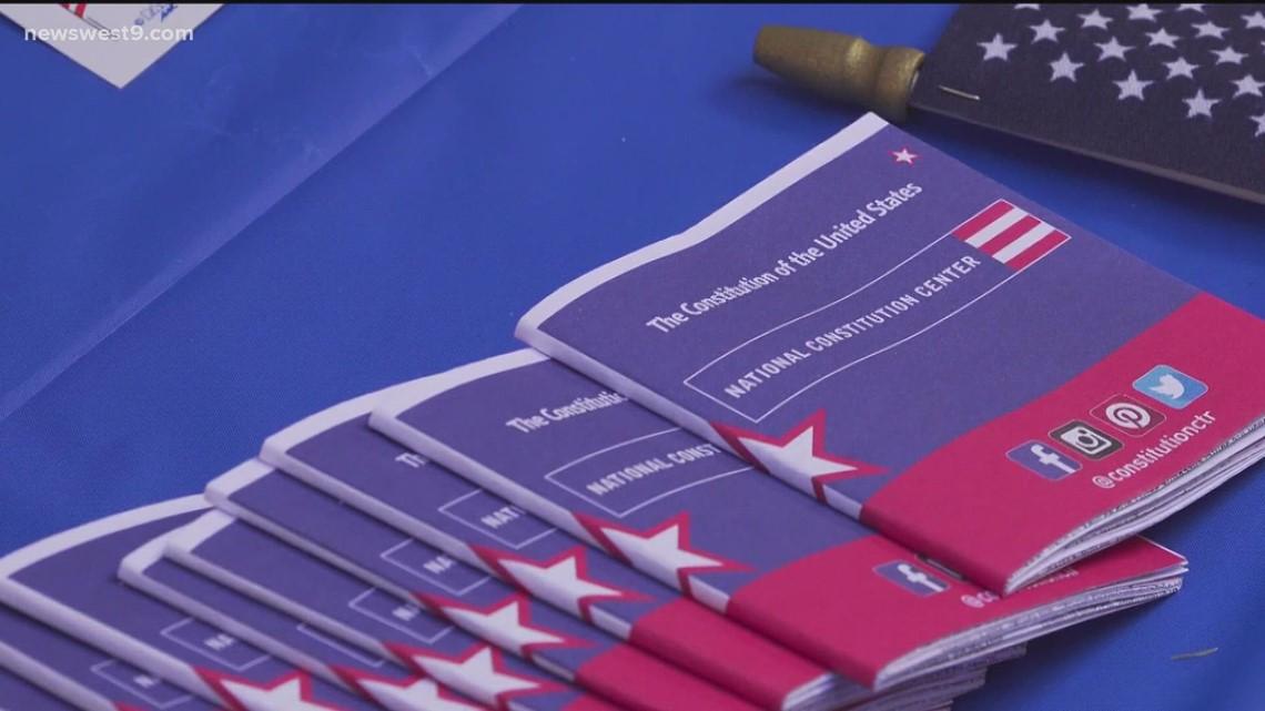 Midland College celebrates Constitution Day
