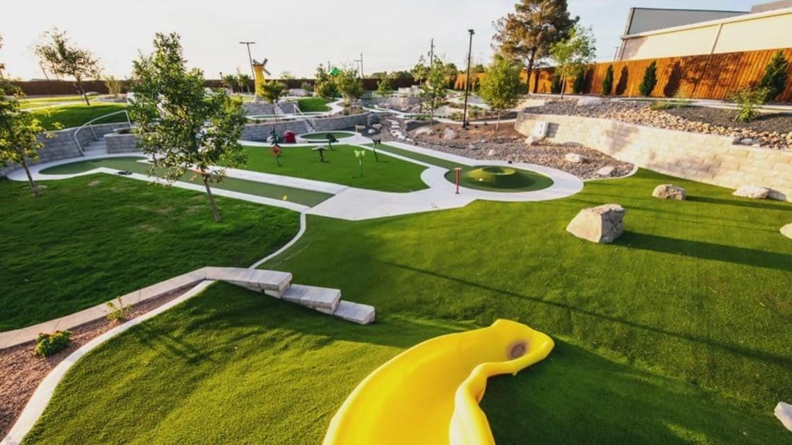 Green Acres Mini Golf course to open soon
